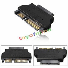 Slim SATA 7+15 22Pin Male to SATA Female 7+6 Pin 13Pin Adaptor Convertor Adapter