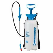 PRESSURE SPRAYER 8L GARDENING WATER PESTICIDE WEED KILLER FERTILISER SPRAY U66