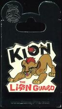 Kion from The Lion Guard Lion King Jr. Disney Pin 113698