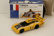 Tomica Renault Alpine A 442 Turbo 1/57 scale diecast model 1/64