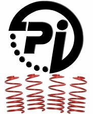PI LOWERING SPRINGS for NISSAN QASHQAI J11 2014- 1.5 dCi F30/R35mm