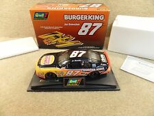 New 1996 Revell 1:24 Diecast NASCAR Joe Nemechek Burger King Chevy Monte Carlo