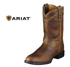 ARIAT Ladies Heritage Roper Distressed Brown NEW - All Sizes Available