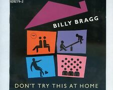 CD BILLY BRAGG don't try this at home 1991 EX