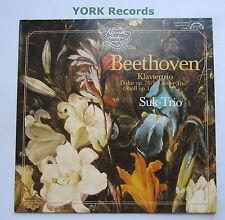 25944 KK - BEETHOVEN - Piano Trios No 1 & 3 SUK TRIO - Excellent Con LP Record