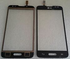 Touch Screen Display Glas Scheibe Flex Black für LG Optimus L70 D320 D321 MS323