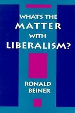 What's the Matter with Liberalism?, Textbook Buyback, Paperback, Printed Books,