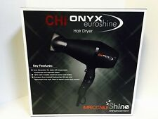 CHI ONYX EUROSHINE HAIR DRYER