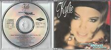Kylie Minogue  CD-SINGLE BETTER THE DEVIL YOU KNOW  (c) 1989 PWL