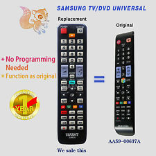 NEW SAMSUNG Universal Remote by USARMT For AA59-00637A AA59-00638A BN59-00678A