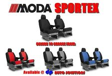 VW BETTLE COVERKING MODA SPORTEX CUSTOM FIT SEAT COVERS FRONT ROW
