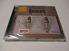 NAZARETH - Exercises CD Rare OOP German Import 2002 NEW