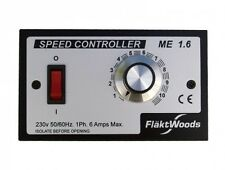 Flakt Woods ME1.6 speed controller - no back box