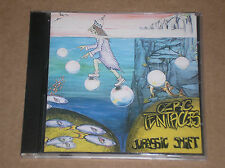 OZRIC TENTACLES - JURASSIC SHIFT - CD COME NUOVO (MINT)