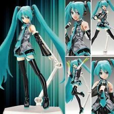 New Figma Vocaloid Miku Hatsune 014 Nendoroid Max Factory Action Figure