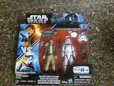 Star Wars Rogue One Cassian Andor vs Imperial Stormtrooper Deluxe 2 Pk Exclusive