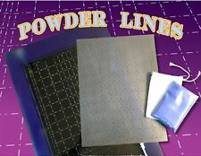 NEW Andrew Mack Powder Lines The Working  Grid Airbrush Design Pinstriping