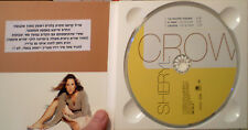 SHERYL CROW My Favorite Mistake ISRAEL HEBREW PROMO from The Globe Sessions CD