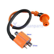 High Performance Ignition Coil 6 or 12 volts - Points For Yamaha