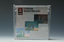 Minolta Creative Expansion Card - Exposure Bracketing