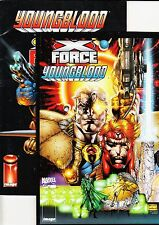 X-FORCE - YOUNGBLOOD (2 prestiges) MARVEL IMAGE, 1996 Original edition USA