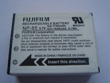 Batterie D'ORIGINE FUJIFILM NP-85 3.7V 1700mAh 6.1Wh GENUINE Battery ACCU NEUVE