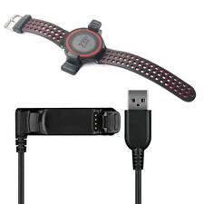 For Garmin Forerunner 220 Watch GPS USB Charging Cable Charger Cradle Dock Clip