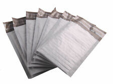 """50 6""""x9"""" Poly Bubble Mailers Self Sealing Padded White CD Envelopes 6x10"""