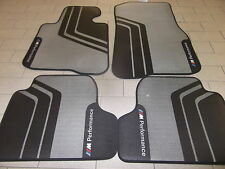 BMW M4 Performance Floor Mats 4 Series GC F36 428i 435i 2014-2016 Set Of 4 OEM