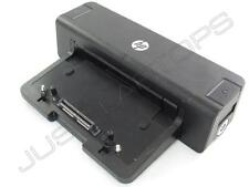 HP Elitebook 8460w 8470w 8770w 2170p USB 3.0 Docking Station Replicator No Key
