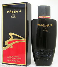 Maxim's de Paris pour Femme 100 ml EDP  Spray  Neu OVP