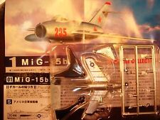 F-Toys 1:144 Early Jet Collection USAF Mig 15bis  Case Special (SP1) SECRET ITEM