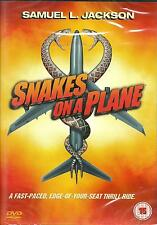 SNAKES ON A PLANE - BRAND NEW DVD - FREE UK POST