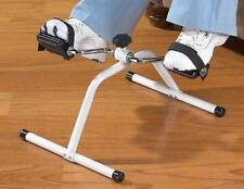 Pedal Exercise Bike Compact Mini Portable Small Pedal Peddling Cycle workout NEW