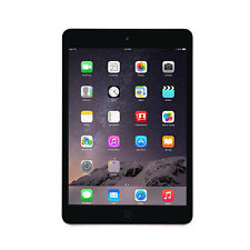 "Apple iPad Mini 2nd Gen 7.9"" Retina Display 128GB Black ME856LL/A Space Gray"