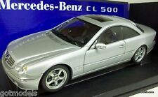 Autoart 1/18 - 70121 Mercedes Benz CL 500 Lorinser Version Silver diecast model