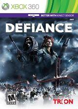 Defiance  (Xbox 360, 2013)   ***NEW SEALED***