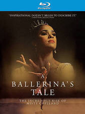 A Ballerina's Tale (Blu-ray Disc,2016) Misty Copeland African-American