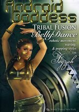 Android Goddess: Tribal Fusion BellyDance (2010, DVD NEUF)