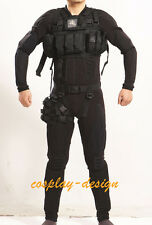 Metal Gear Solid 4 Snake MGS4 Cosplay Costume Standard size FAST SHIPPING!!!