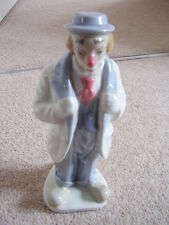 Collectable LLadro type, Valencia ,Spain Porcelain Clown ornament-figurine