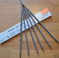 Genuine Stihl MS361 MS362 MS440 MS441 Chainsaw Sharpening Files 5.2mm Tracked