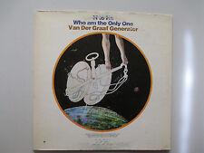 VAN DER GRAAF GENERATOR-H TO HE-DUNHILL DS 50097-1972-ORIGINAL-VINYL LP RECORDS
