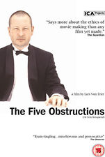 DVD:THE FIVE OBSTRUCTIONS - NEW Region 2 UK