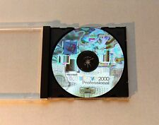Microsoft Windows 2000 Professional Upgrade (with Key)