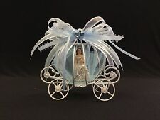 Iron Quinceanera Cinderella Carriage Cake Topper Decoration Quince Party