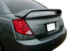 Fits 2003 - 2007 Saturn Ion 4dr Factory Style Spoiler Wing PRIMER