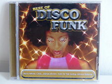 CD ALBUM Best of Disco funk BARRY WHITE / CHIC / JAMES BROWN .. 7243 8605692 4