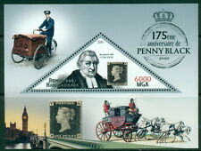 Madagascar MNH s/s - Penny Black and Rowland Hill