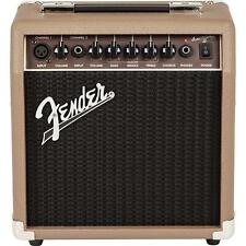"Fender Acoustasonic 15 1x6"" 15-Watt Acoustic Guitar Amplifier 2313700000"